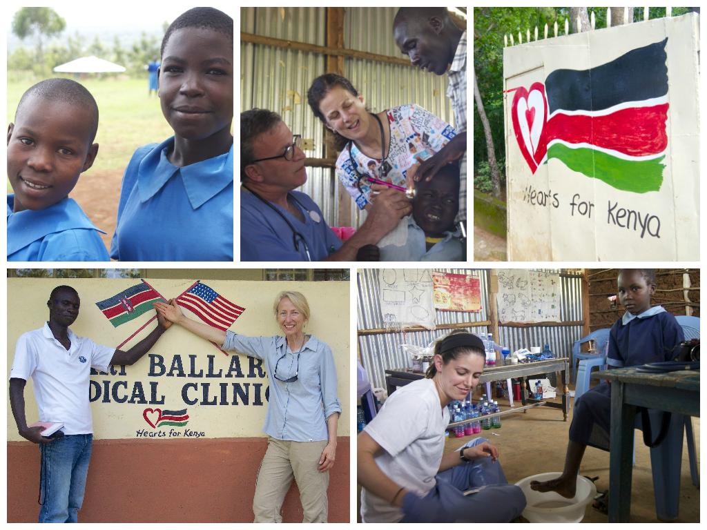 Hearts for Kenya