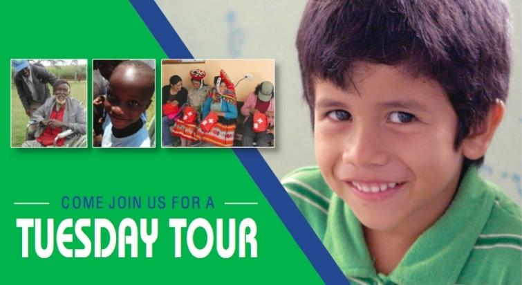 Tuesday Tour banner