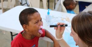 Medical Examination of Child